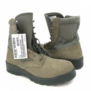 Other - UFCW Mondo PT Green Military Combat Boots Sz 14 R